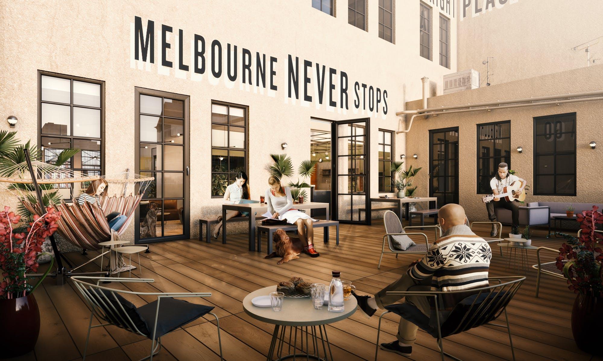 WeWork Bourke Street, Melbourne