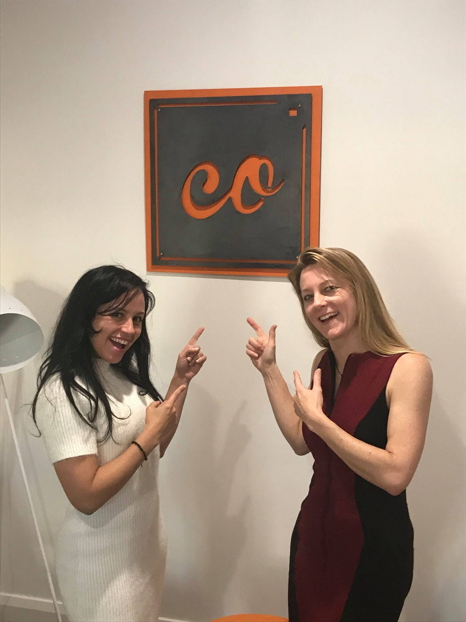 Co-Work Orange, Orange