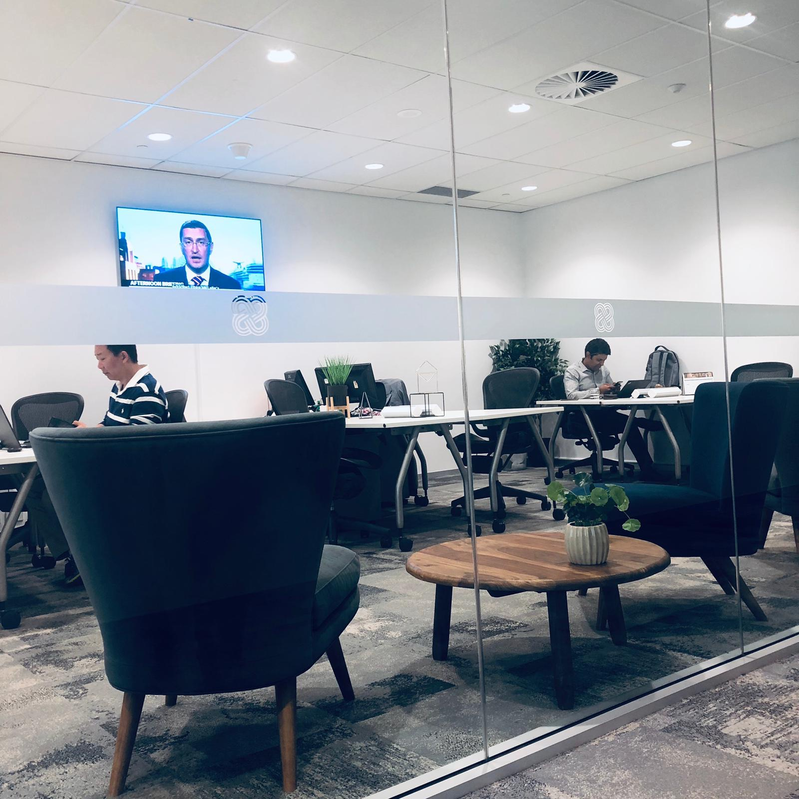 The Executive Centre, Perth