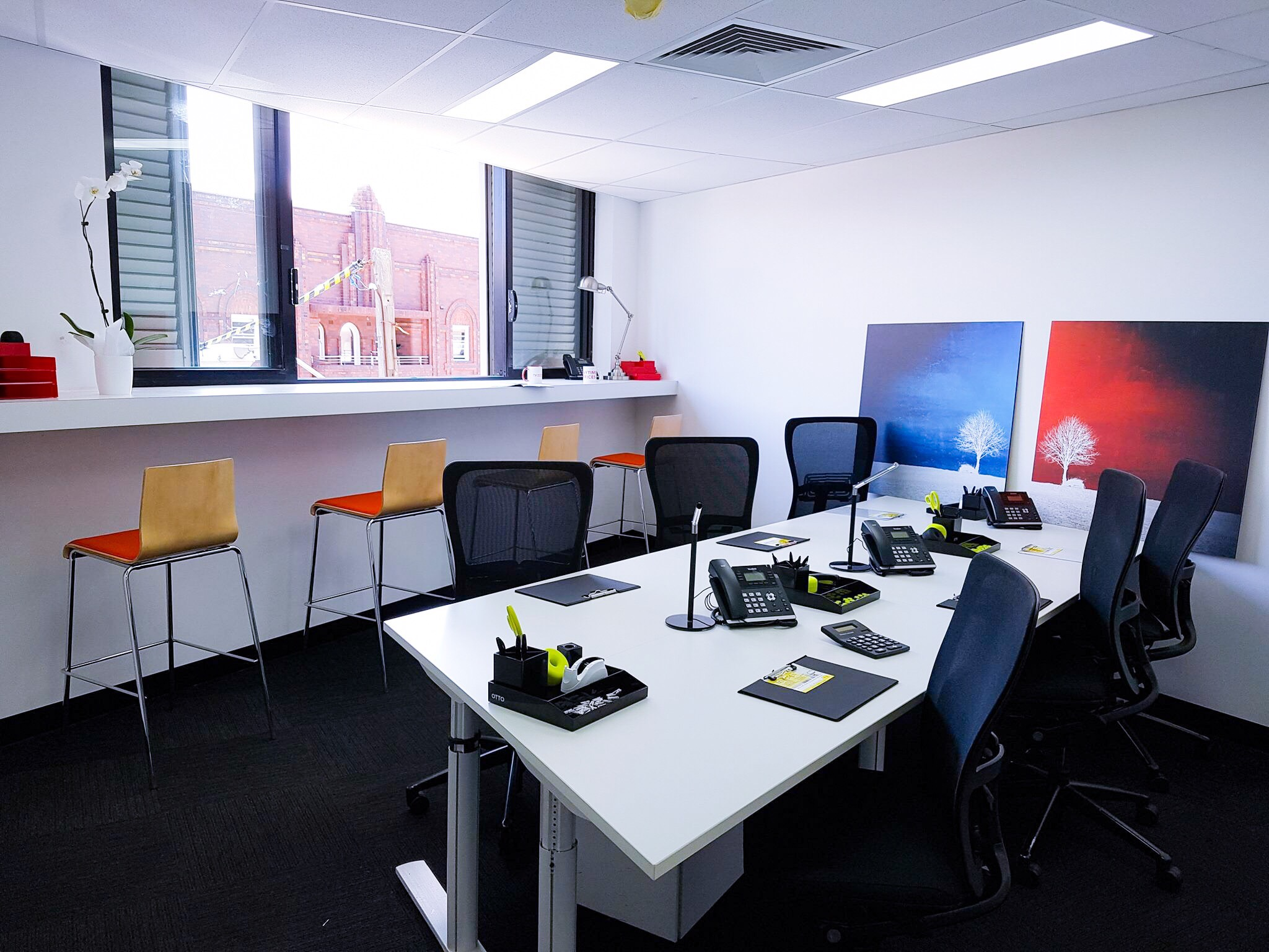 anytime offices, Sydney
