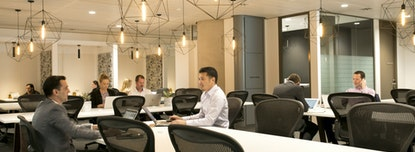Coworking at Barangaroo - Three International Towers