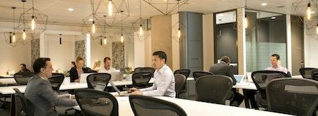 Coworking at Barangaroo - Three International Towers