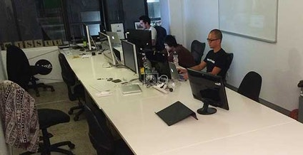 Hacker Labs, Sydney   coworkspace.com