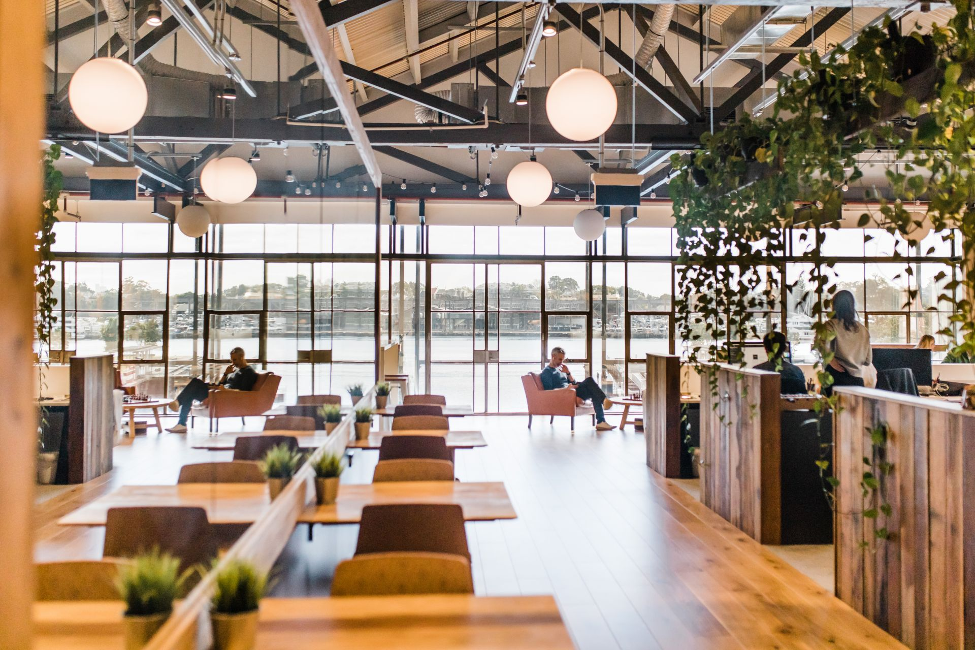 Here Coworking, Sydney