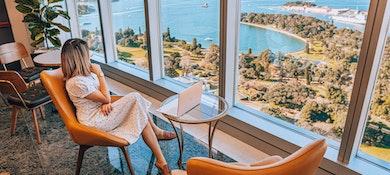 Servcorp Chifley Tower Sydney