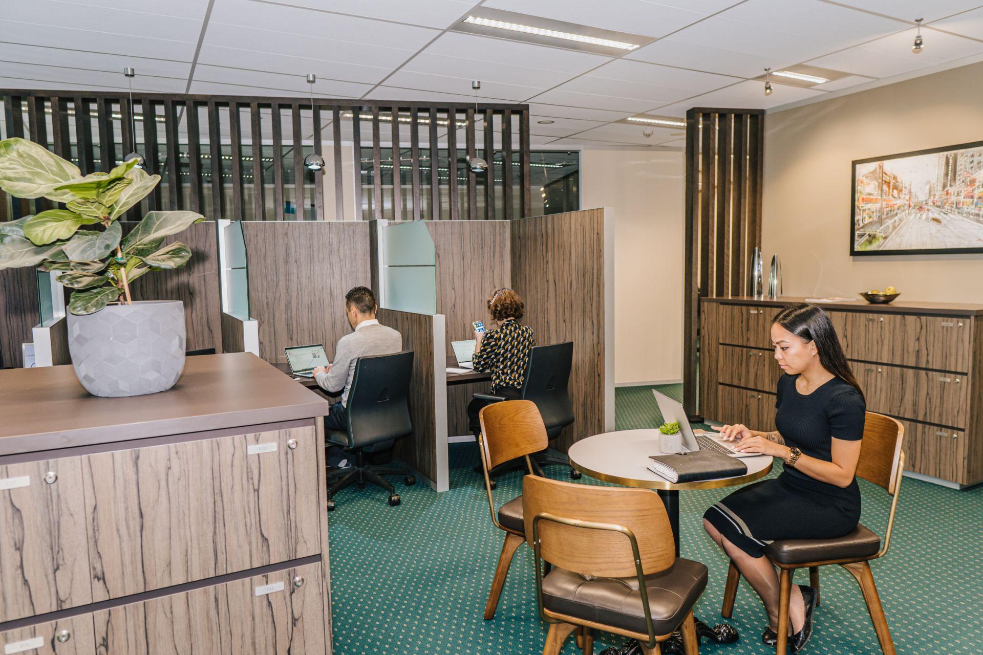 Servcorp Deloitte Parramatta, Sydney
