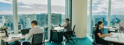 Servcorp Deloitte Parramatta