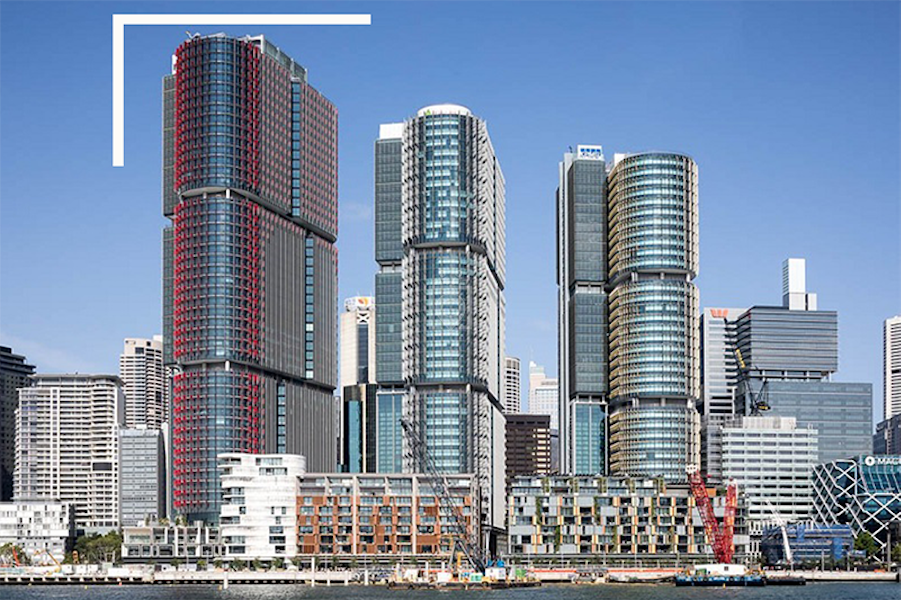 Servcorp Tower One Barangaroo, Sydney