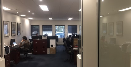 Shared Office Space In North Sydney - All Inclusive, Sydney | coworkspace.com