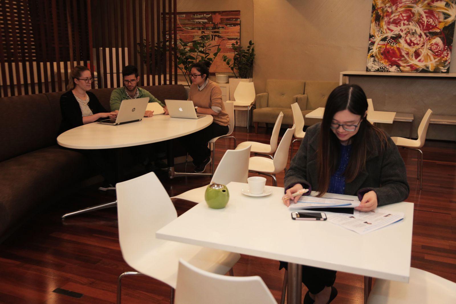 SME Village Coworking, Sydney