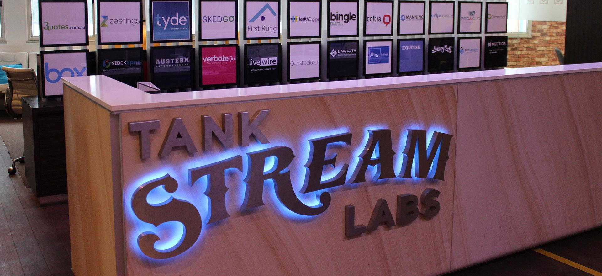 Tank Stream Labs, Sydney