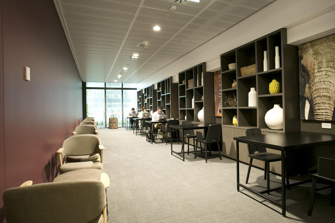 The Executive Centre - Three International Towers, Sydney