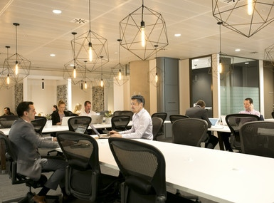 The Executive Centre - Three International Towers image 3