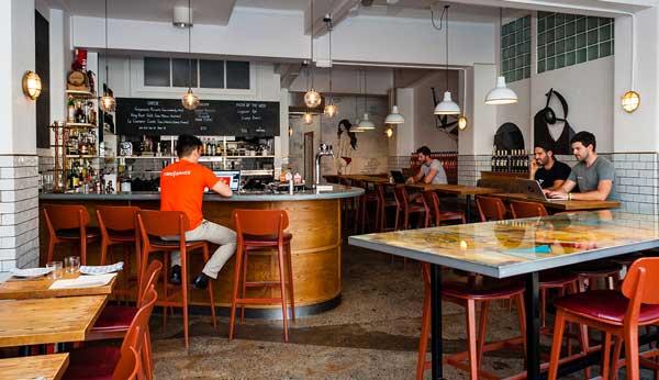 TwoSpace at Casoni Bar & Eatery, Sydney