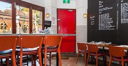 TwoSpace at Casoni Bar & Eatery, Sydney   coworkspace.com