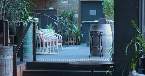 TwoSpace at Kings Cross Hotel Rooftop, Sydney | coworkspace.com