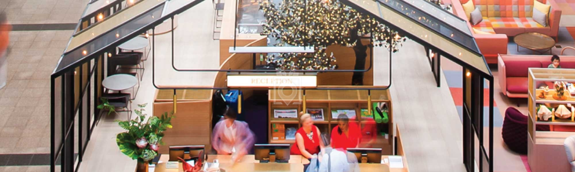 TwoSpace at Ovolo Woolloomooloo, Sydney