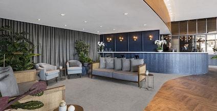 TwoSpace at Vibe Hotel, Sydney | coworkspace.com