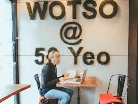 WOTSO WorkSpace - Neutral Bay, Sydney