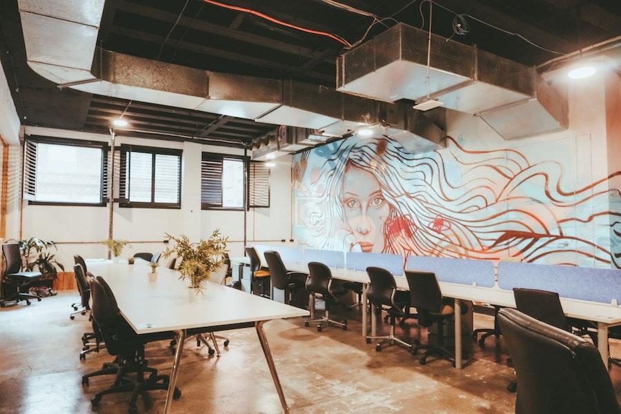 WOTSO WorkSpace  - Pyrmont, Sydney