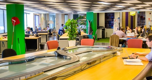 WOTSO WorkSpace  - Pyrmont, Sydney   coworkspace.com