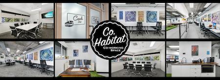 Co. Habitat Co-Working Space