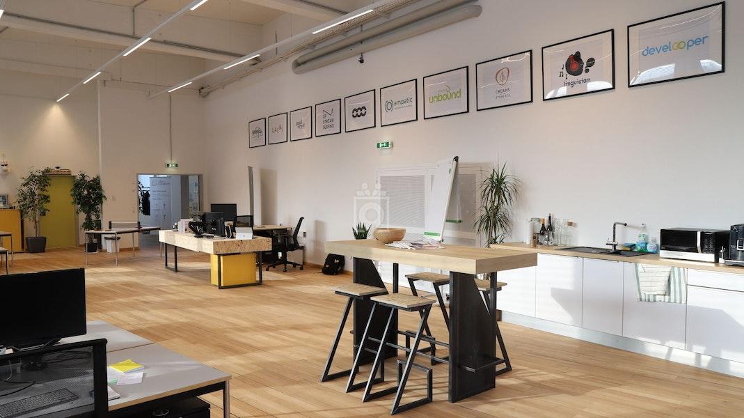 Inncubator - WIFI Co-Working Space, Innsbruck