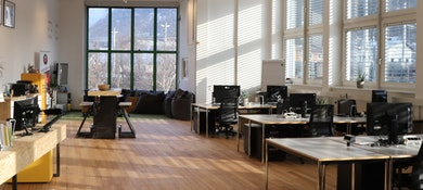 Inncubator - WIFI Co-Working Space