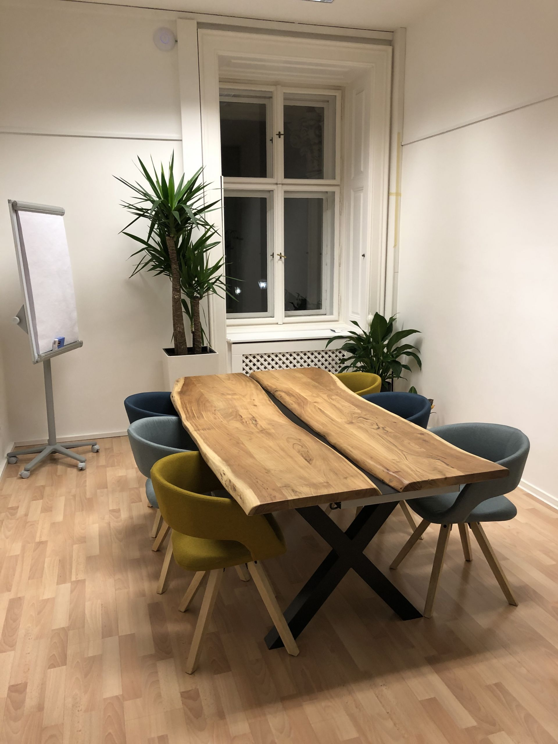 Am Burggarten Workspace Vienna, Vienna