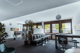 andys.cc - Coworking Center Wiegelestraße, Modling