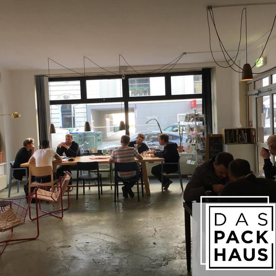 Das Packhaus, Vienna
