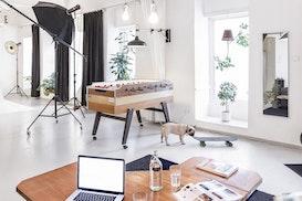 Der Fotocoworking Space, Maria Enzersdorf
