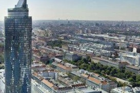 Regus Vienna Millennium Tower, Modling