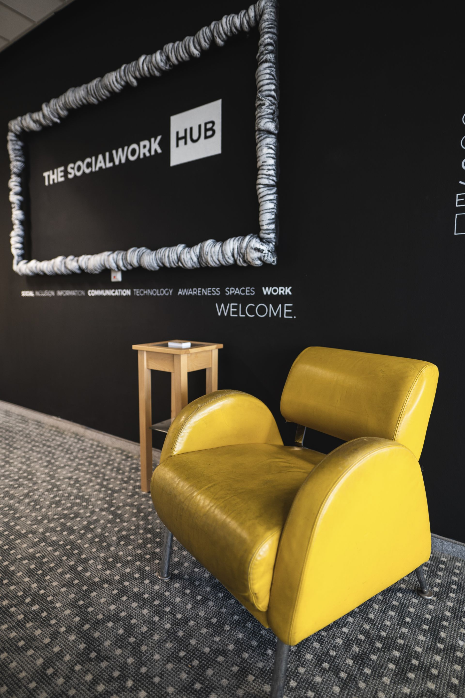The SocialWorkHUB, Vienna
