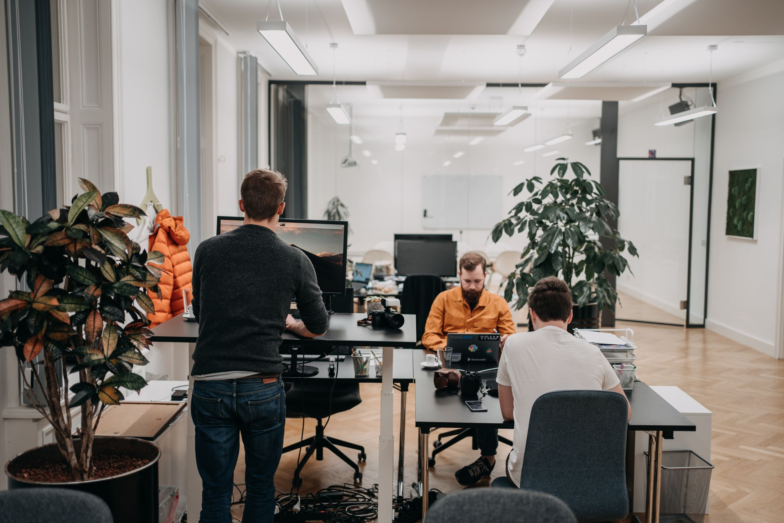 The Space Coworking, Vienna