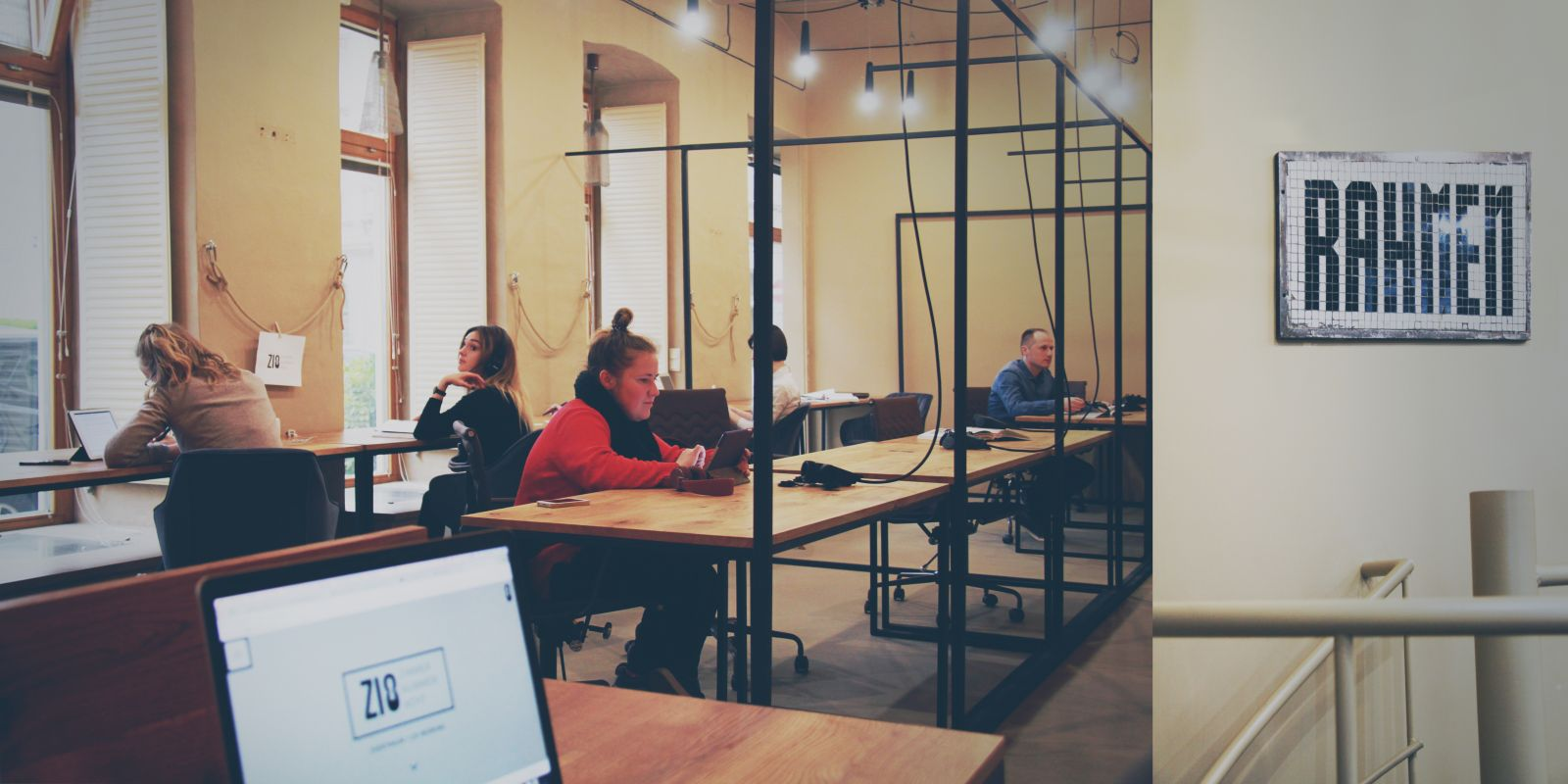 ZI8 Coworking & Event Space, Vienna