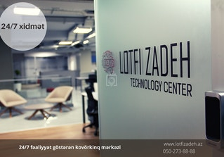 Lotfi Zadeh Technology Center image 2