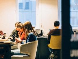 Start co-working center, Baku