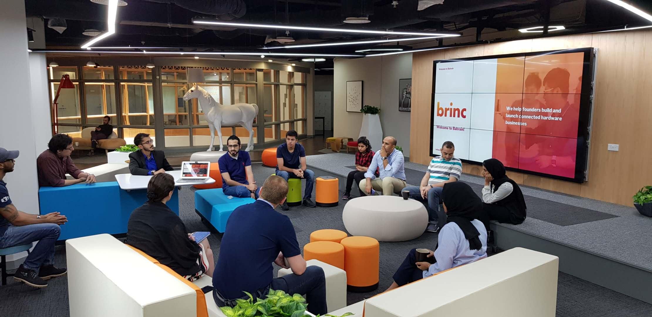 Brinc Batelco IoT Hub, Manama