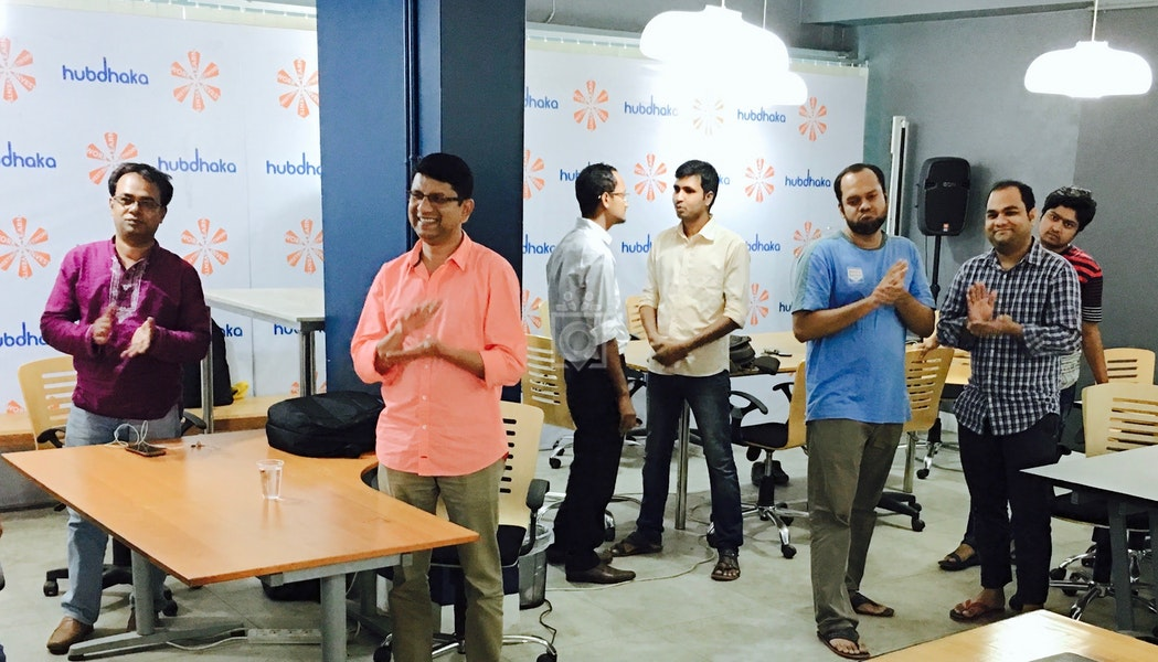 Hub Dhaka, Dhaka