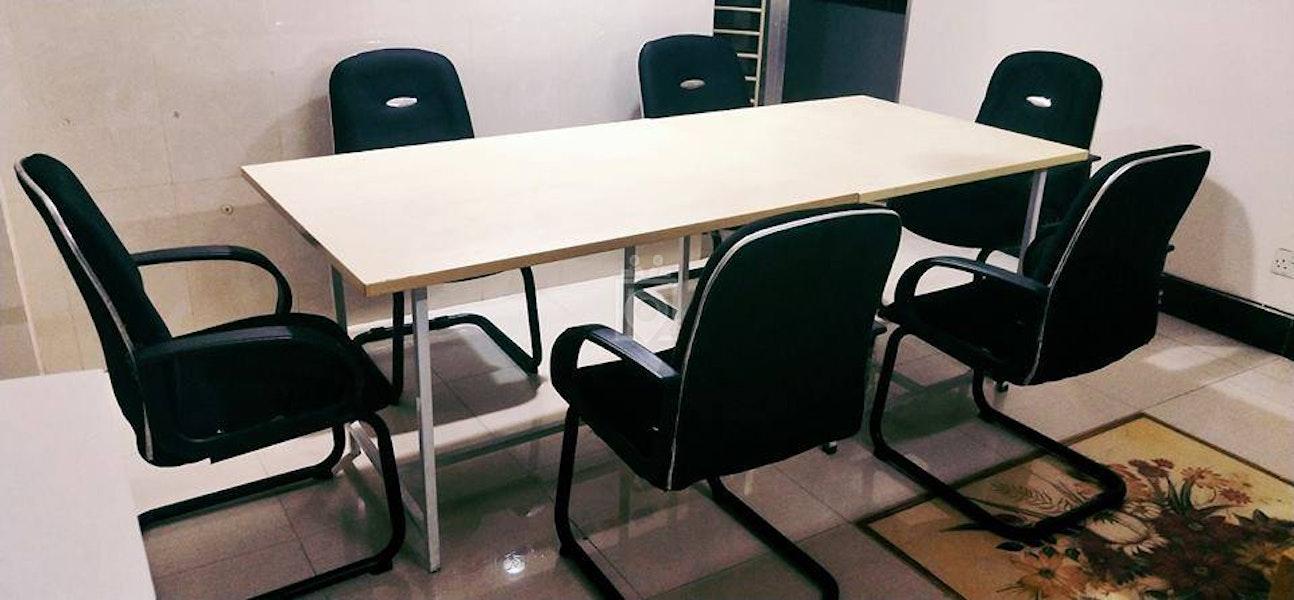 Vista Co-Working, Dhaka