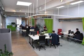 DOTS coworking, Antwerp