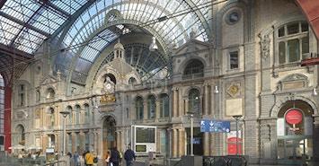 Regus Express - Antwerp, Railway Station - Regus Express profile image