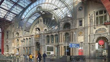 Regus Express - Antwerp, Railway Station - Regus Express image 1