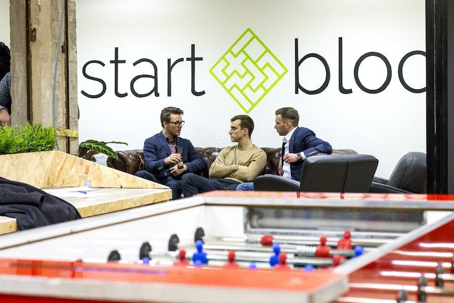 StartBloc, Antwerp