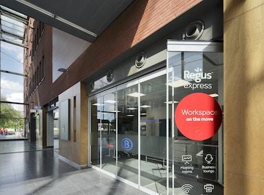 Regus Express - Brugge, Railway Station Regus Express image 4