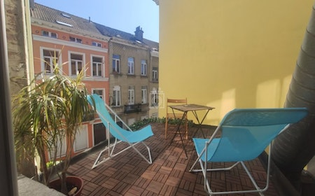 1USUAL coworking, Brussels
