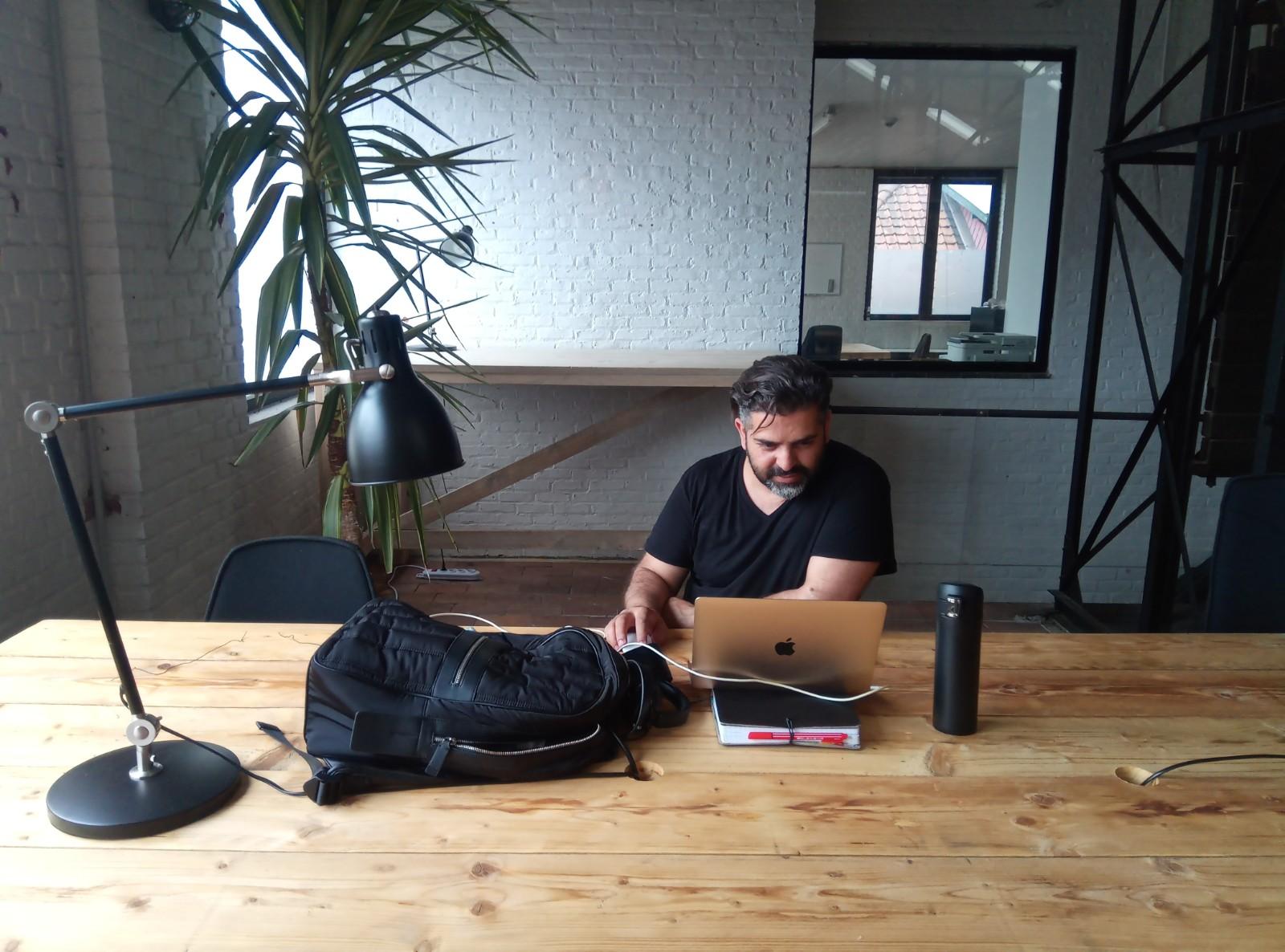 Copacetic Coworking, Brussels