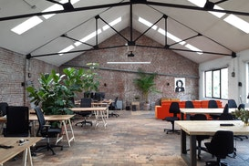 Copacetic Coworking, Evere