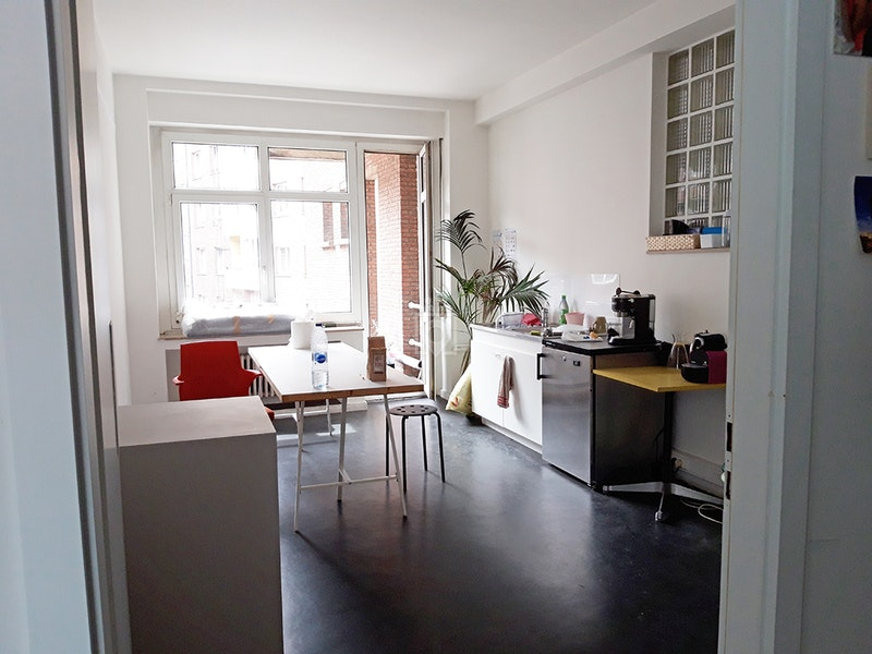 POP office, Brussels